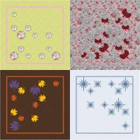 A Quilt for All Seasons Quilt Pattern QN-026