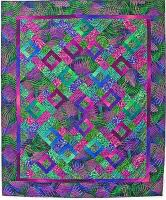 Bolero Quilt Pattern - Straight to the Point Series QW-08