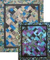 Dance Partners Quilt Pattern - Straight to the Point Series QW-09