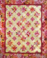 Stars for Audrey Quilt Pattern - Straight to the Point Series QW-12