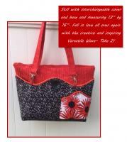 Versatile Wave Take 2 Purse Pattern RAS-013