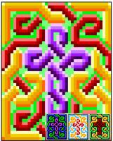 Celtic Cross 14 Quilt Pattern RMT-0094e