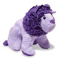 Lion Stuffed Animal Pattern RQS-201