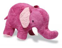 Elephant Stuffed Animal Pattern RQS-202