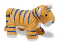 Tiger Stuffed Animal Pattern RQS-205
