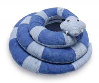 Snake Stuffed Animal Pattern RQS-206