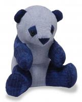 Panda Stuffed Animal Pattern RQS-207