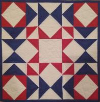 Flying Star Quilt Pattern SCC-105