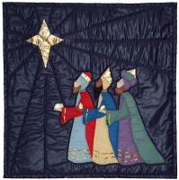 We Three Kings Quilt Pattern SCN-1010