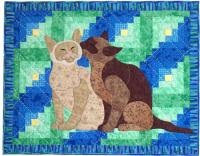 Cabin Cats Quilt Pattern SCN-2051