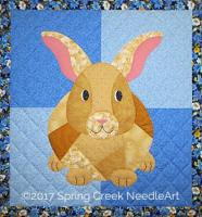 Brooks Bunny Quilt Pattern SCN-2077