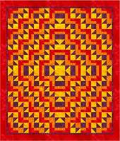 Sunset Sail Quilt Pattern SDD-101