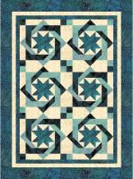 Twisted Tiles Quilt Pattern SDD-104