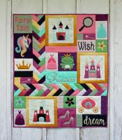 Fairy Tale Princess Quilt Pattern SLQ-115