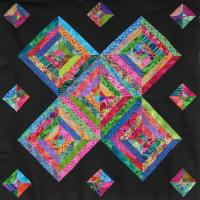 My Colors Went Wild Quilt Pattern SM-104