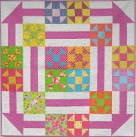 Polka Dot Lane Quilt Pattern SM-105