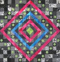 Split Personality Quilt Pattern SM-107