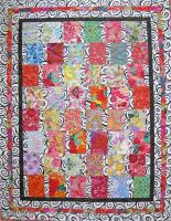 Side Stepping Quilt Pattern SM-113