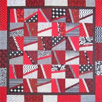 Fire and Ice Quilt Pattern SM-116