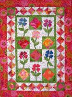 Flowers for Mother Quilt Pattern SM-118
