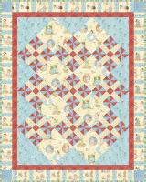 Dreaming of Teddy Bears Quilt Pattern SM-120