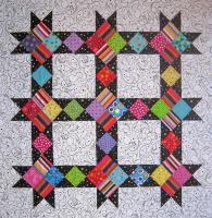 Seeing Dots! Quilt Pattern SM-131