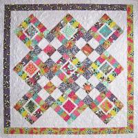 Life is a Jungle Quilt Pattern - Straight to the Point Series SM-132