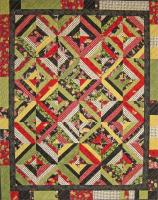 Roads of the Orient Quilt Pattern SM-136