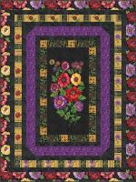 Flowers of Tuscany Quilt Pattern SM-137
