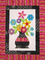 Flowers for a Lucky Lady Quilt Pattern SM-140