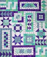 Moving Blocks Again Quilt Pattern SM-155