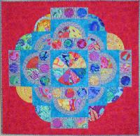 Circle of Light Quilt Pattern SM-157