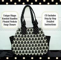 Why Knot Tote Bag Pattern SM2-103e