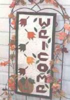 Welcome Fall! Quilt Pattern SNG-109
