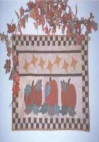 Pumpkin Harvest Quilt Pattern SNG-116