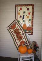 Autumn Harvest Quilt Pattern SNG-153