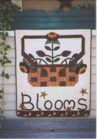 Blooms Quilt Pattern SNG-163