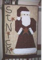 St. Nick Quilt Pattern SNG-166
