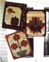 Holiday Treasures, Too! Quilt Pattern SNG-187e