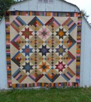Skylight Quilt Pattern SNG-233e