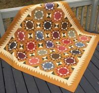 Mill Country Sky Quilt Pattern SNG-244e