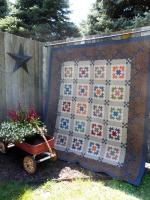 Homestead Trail Quilt Pattern SNG-249e