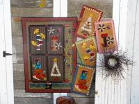 Sewing Seasons Wall Hanging Pattern SNG-250e