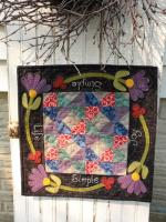 Snugg-let Simple Life Table Topper Pattern SNG-253e