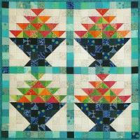 Aunt Claudia's Fruit Bowl Quilt Pattern SP-101