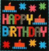Happy Birthday Quilt Pattern SP-110