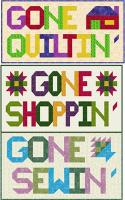 Gone Havin' Fun Quilt Pattern SP-208