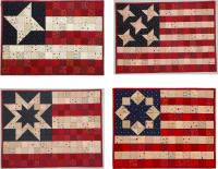 Broad Stripes, Bright Stars Quilt Pattern SP-212