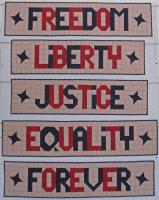 Freedom Banners Quilt Pattern SP-215