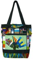 Sam's Modern Tote Bag Pattern SQD-109